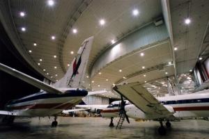 SG - AA Hangar3095 at MIA